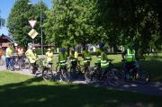 Piligrimystė dviračiais