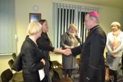 Vyskupo vizitas