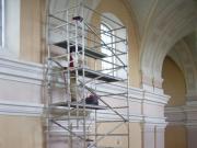 Pasiruošimas bažnyčios 100 m. jubiliejui