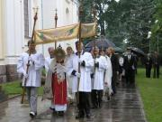 Molėtų bažnyčiai 100 m.