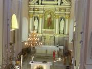 Bažnyčios apšildymo darbai