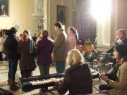 Jaunimo šlovinimo maldos grupė