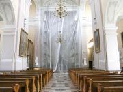 Bažnyčios vidaus dažymas